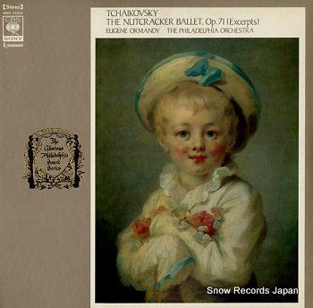 ORMANDY, EUGENE tchaikovsky; the nutcracker ballet, op.71 excerpts