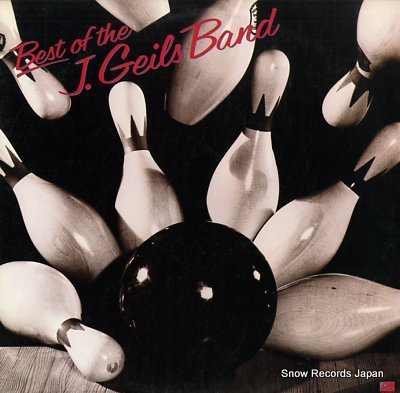 GEILS, J., BAND best of the