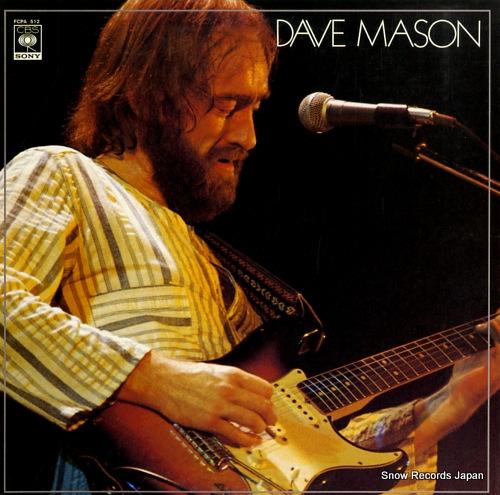 MASON, DAVE s/t