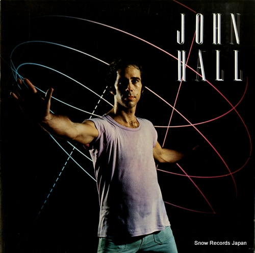 HALL, JOHN hall, john 6E-117 - front cover