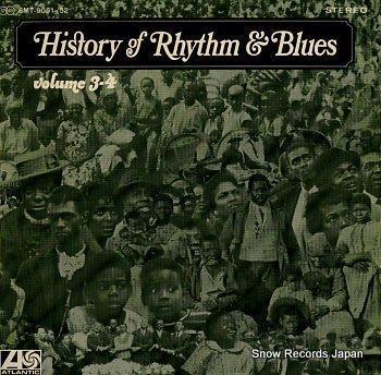 V/A history of rhythm & blues volume 3-4