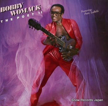 WOMACK, BOBBY the poet ii