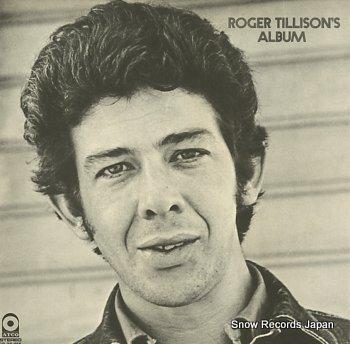 TILLISON, ROGER album