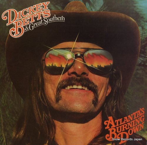 DICKEY BETTS & GREAT SOUTHERN atlanta's burning down