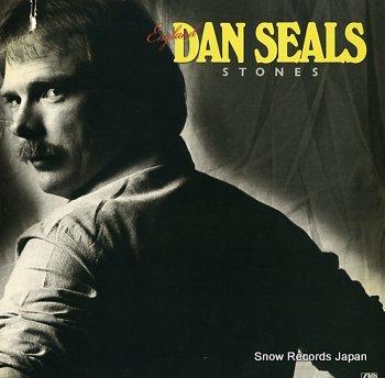 SEALS, ENGLAND DAN stones