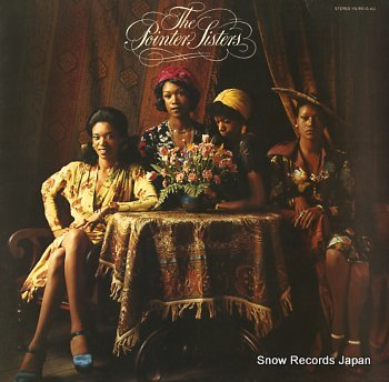 POINTER SISTERS, THE s/t