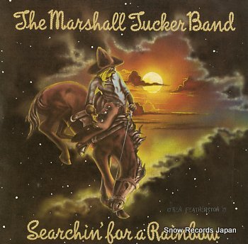 MARSHALL TUCKER BAND, THE searchin' for a rainbow