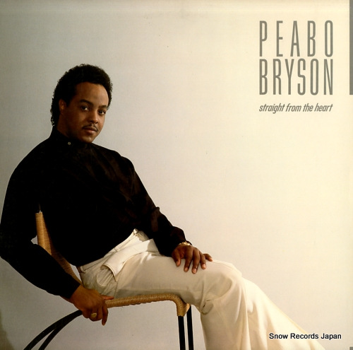 BRYSON, PEABO straight from the heart
