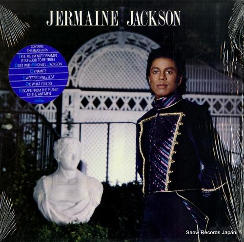 JACKSON, JERMAINE jermaine jackson AL8-8203 - front cover