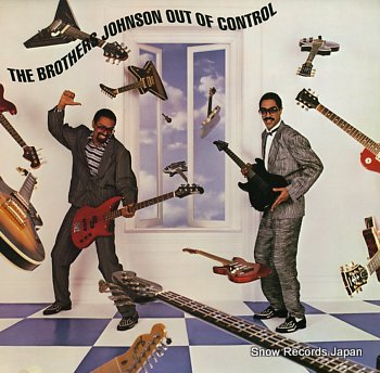 BROTHERS JOHNSON, THE out of control
