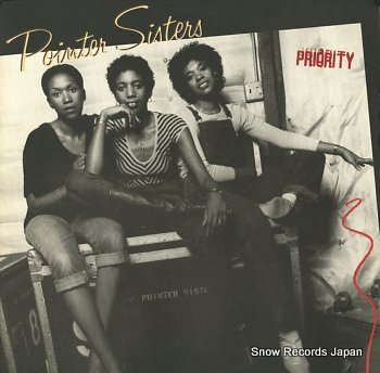 POINTER SISTERS priority