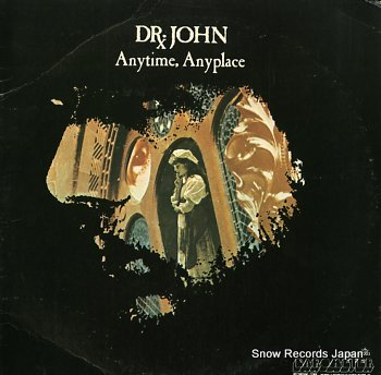 DR.JOHN anytime, anyplace