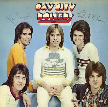 BAY CITY ROLLERS rollin'