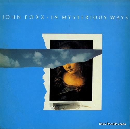 FOXX, JOHN in mysterious ways
