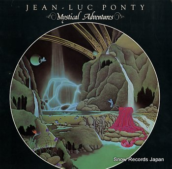 PONTY, JEAN-LUC mystical adventures