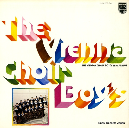 VIENNA CHOIR BOY'S, THE best album