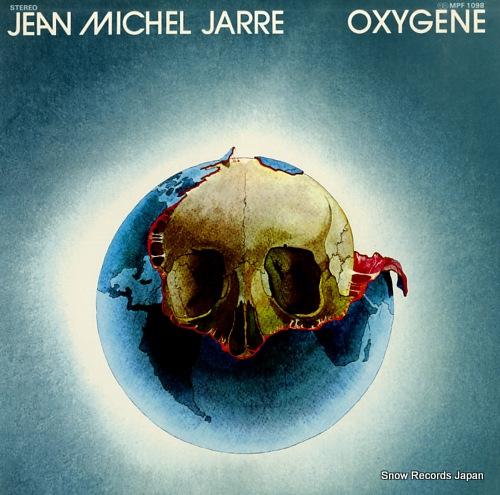 JARRE, JEAN MICHEL oxygene