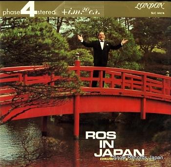 ROS, EDMUNDO ros in japan