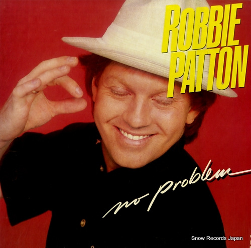 PATTON, ROBBIE no problem 780157-1 - front cover