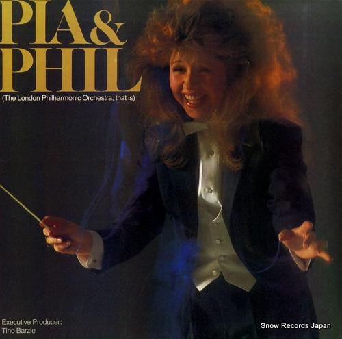 ZADORA, PIA pia & phil FZ40259 - front cover