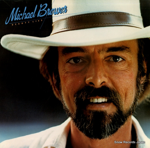 BREWER, MICHEAL beauty lies 923815-1 - front cover