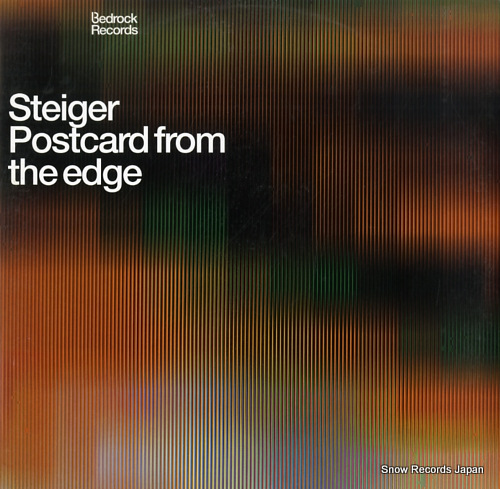 STEIGER postcard from the edge BED42 - front cover