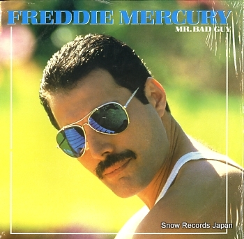 MERCURY, FREDDIE mr. bad guy