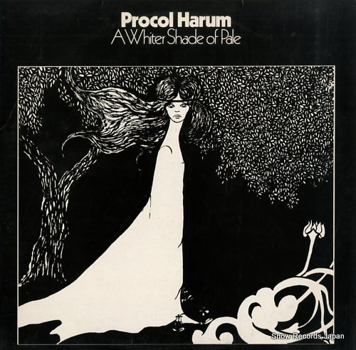 PROCOL HARUM whiter shade of pale, a