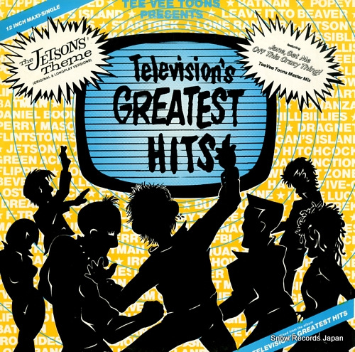 JETSONS, THE televisions greatest hits 12AP3185 - front cover
