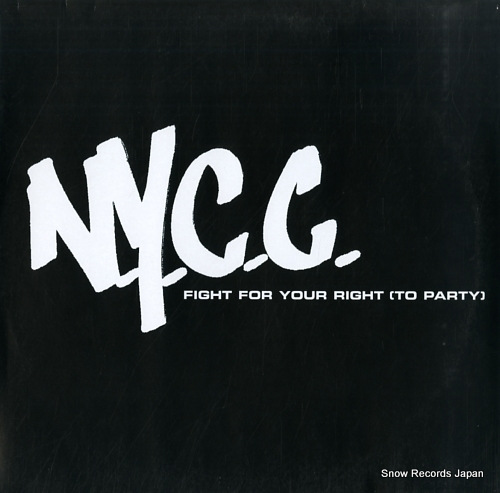 NYCC fight for your right
