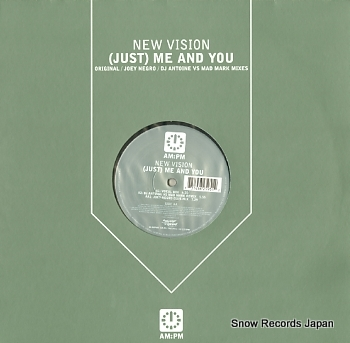 NEW VISION just me and you