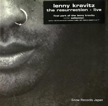 KRAVITZ, LENNY resurrection live, the