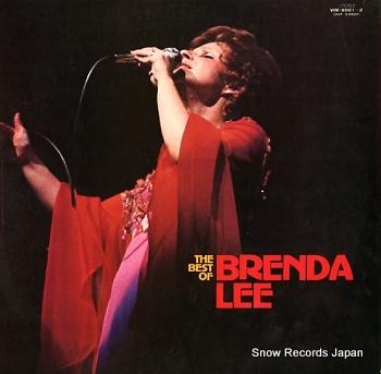 LEE, BRENDA best of, the