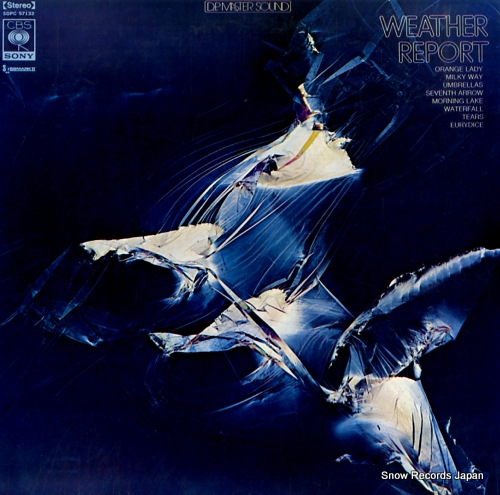 WEATHER REPORT s/t