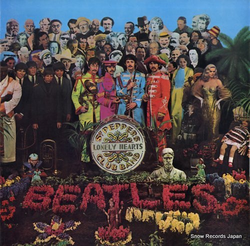 BEATLES, THE sgt. peppers lonely hearts club band