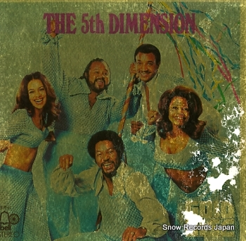 5TH DIMENSION, THE gold disc
