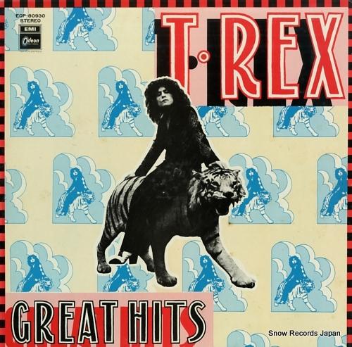 T.REX great hits