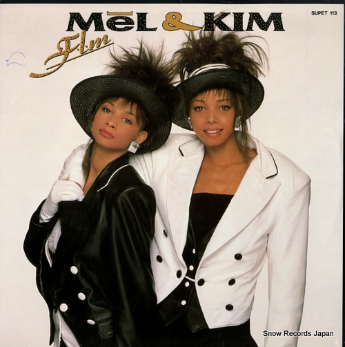 MEL AND KIM f.l.m. SUPET113 - front cover