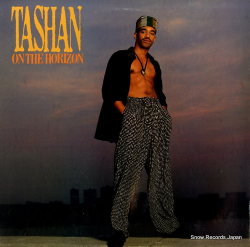 TASHAN on the horizon C44495 - front cover
