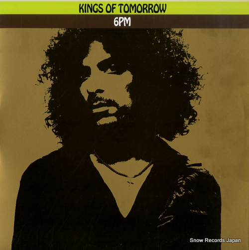 KINGS OF TOMORROW 6 pm DFTD118R - front cover