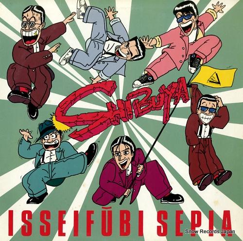 ISSEIFUBI SEPIA shibuya MOON-28068 - front cover