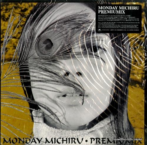 MONDAY, MICHIRU premiumix POJH-1030/1 - front cover