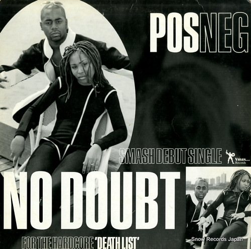 POS NEG no doubt AR2403 - front cover