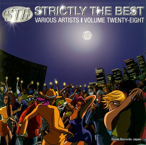 V/A strictly the best 28 VPRL1640 - front cover