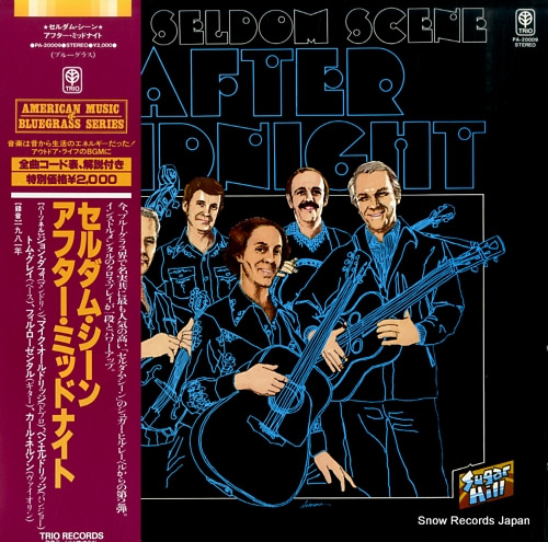 SELDOM SCENE, THE after midnight PA-20009 - front cover