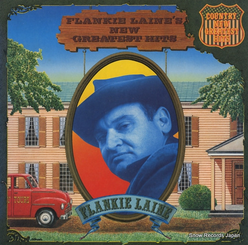 LAINE, FRANKIE new greatest hits 20AP23 - front cover
