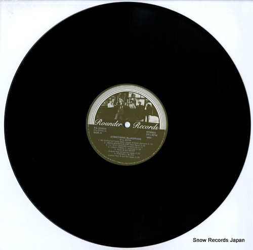 KEITH, BILL something bluegrass PA-20004 - disc