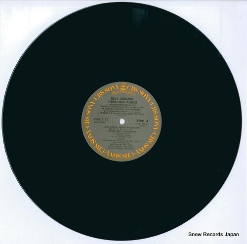 AMELING, ELLY ameling christmas album 25AC1172 - disc