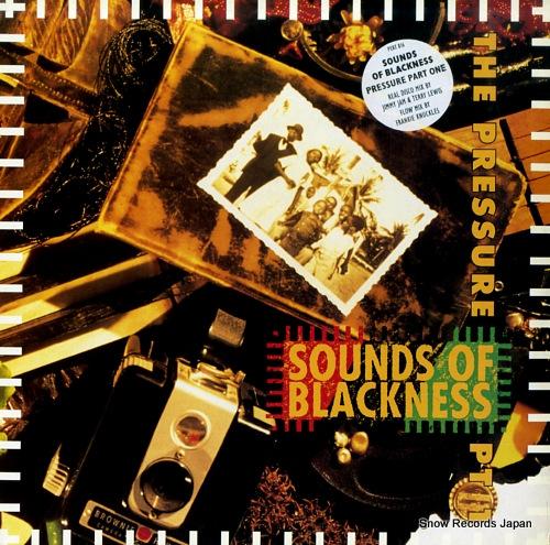 サウンド・オブ・ブラックネス - the pressure pt 1 - PERT186 ...