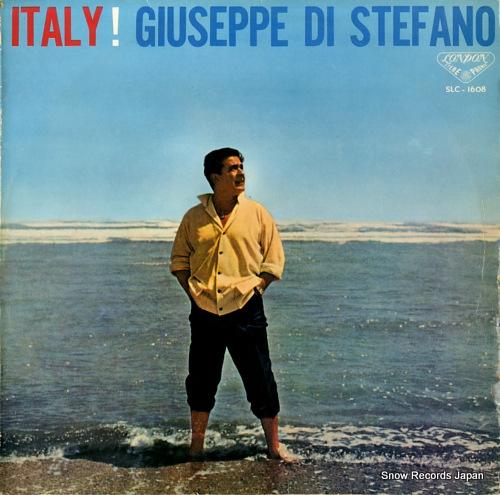 ジュゼッペ・ディ・ステファーノ - イタリア - SLC-1608 - アナログ ...